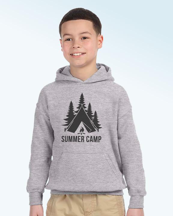 Casquette enfant pour les camps