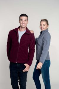 Kariban Falco polar fleece voor dames en heren