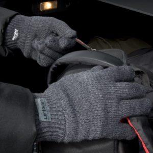 Gants chauds pour l'hiver