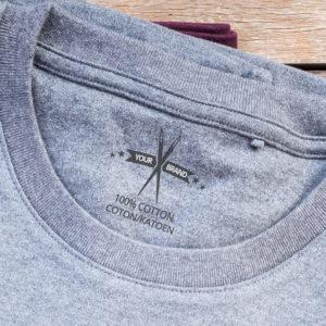 Comment créer sa marque de vêtements ? Avec des étiquettes imprimées !