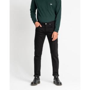 Jeans noir pour l'hiver
