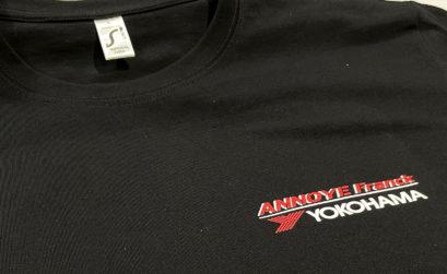 Impression textile sur t-shirt