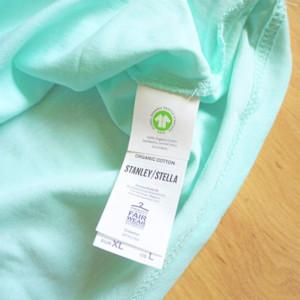 Vêtement écoresponsable à imprimer